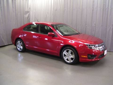 2011 Ford Fusion for sale at QUADEN MOTORS INC in Nashotah WI
