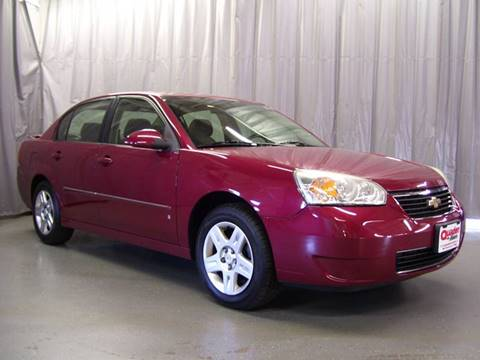 2006 Chevrolet Malibu for sale at QUADEN MOTORS INC in Nashotah WI