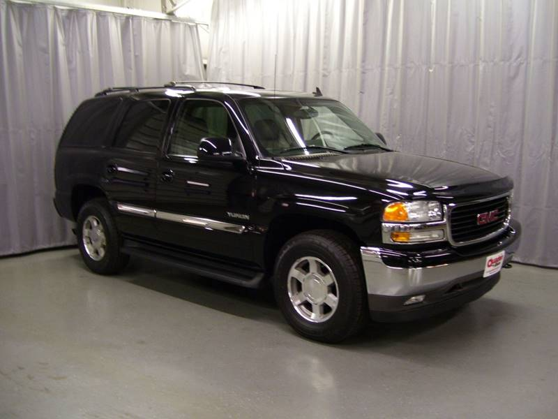 2006 GMC Yukon for sale at QUADEN MOTORS INC in Nashotah WI