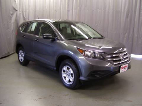 2014 Honda CR-V for sale at QUADEN MOTORS INC in Nashotah WI