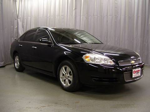 2012 Chevrolet Impala for sale at QUADEN MOTORS INC in Nashotah WI