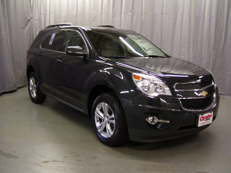 2014 Chevrolet Equinox for sale at QUADEN MOTORS INC in Nashotah WI