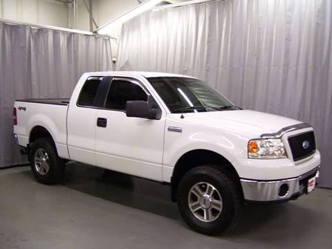2006 Ford F-150 for sale at QUADEN MOTORS INC in Nashotah WI