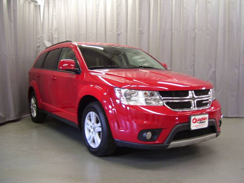 2012 Dodge Journey Tire Size >> 2012 Dodge Journey Sxt 4dr Suv In Nashotah Wi Quaden Motors Inc