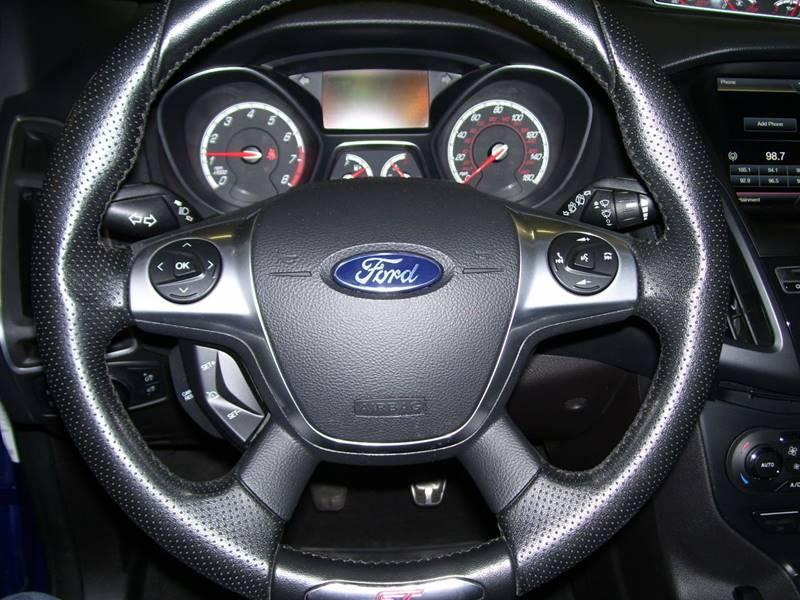 2014 Ford Focus ST 4dr Hatchback In Nashotah WI - QUADEN