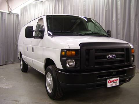 2013 Ford E-Series Cargo for sale in Nashotah, WI