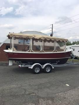 2004 Duffy Electric Boat 21 Cruiser for sale in Spotsylvania, VA