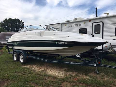1999 Four Winns Candia 234 FS