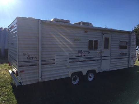 2003 Coachmen Spirit of America 248