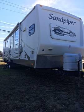 2008 Forest River Sandpiper 32Fk