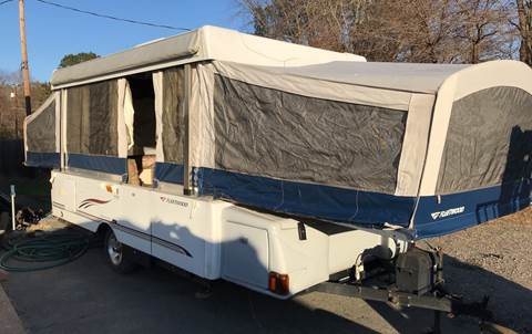 2006 Fleetwood Willamsburg for sale in Spotsylvania, VA
