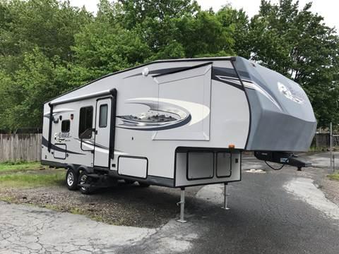 2012 Jayco Eagle HT 26.5 RKS for sale in Spotsylvania, VA
