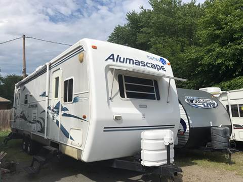 2005 Alumascape by Holiday Rambler 31 CKS for sale in Spotsylvania, VA