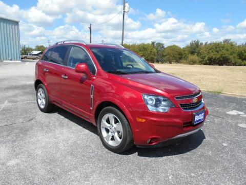 2015 Chevrolet Captiva Sport Fleet for sale in Llano TX