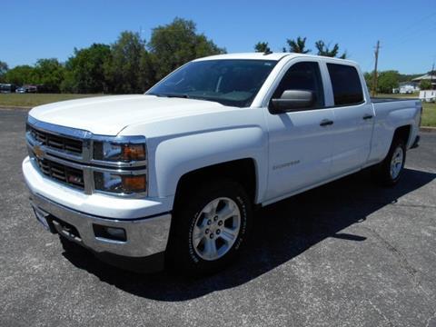 2014 Chevrolet Silverado 1500 for sale in Llano TX