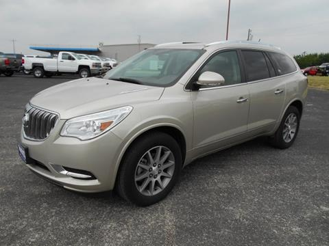 2014 Buick Enclave for sale in Llano, TX