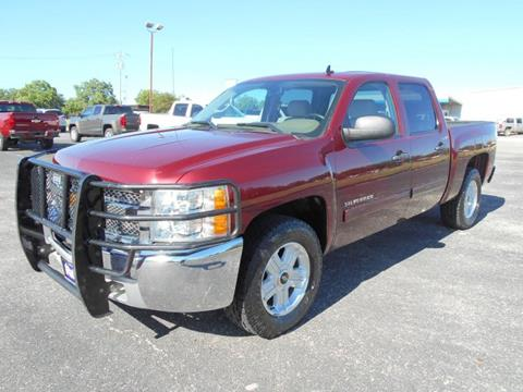2013 Chevrolet Silverado 1500 for sale in Llano TX