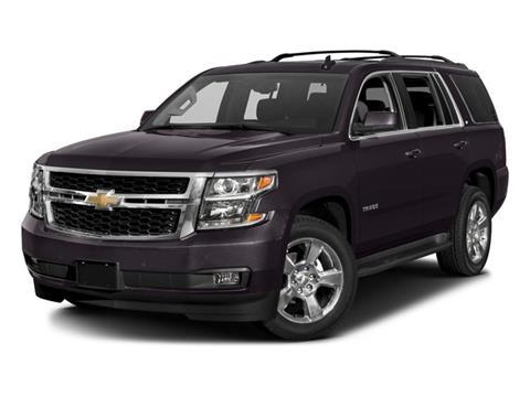 2017 Chevrolet Tahoe for sale in Llano TX