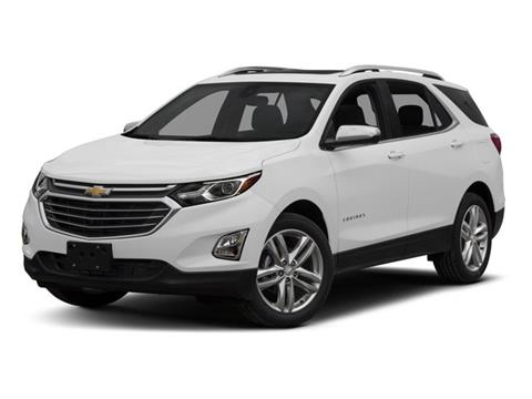 2018 Chevrolet Equinox for sale in Llano TX