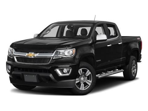 2018 Chevrolet Colorado for sale in Llano TX