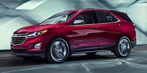 2018 Chevrolet Equinox for sale in Llano, TX