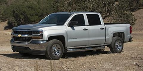 2018 Chevrolet Silverado 1500 for sale in Llano TX