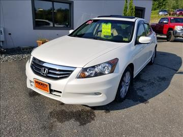 2011 Honda Accord for sale in Houlton, ME