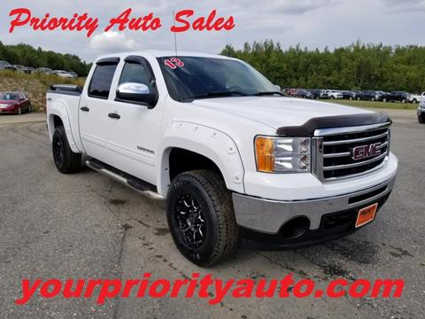 2013 GMC Sierra 1500 for sale in Houlton, ME