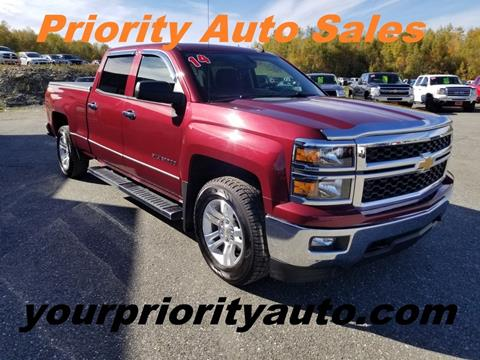 2014 Chevrolet Silverado 1500 for sale in Houlton, ME