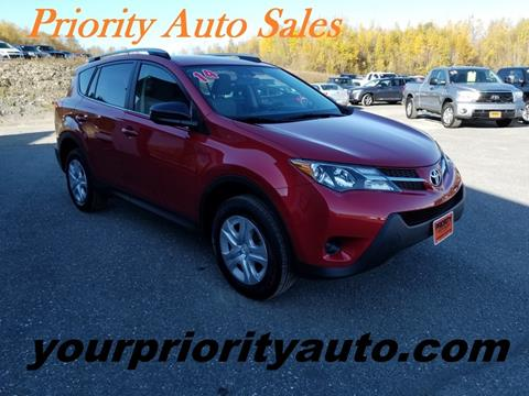 2014 Toyota RAV4 for sale in Houlton, ME