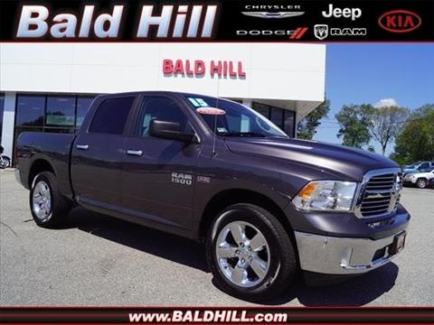 2015 RAM Ram Pickup 1500 for sale in Warwick, RI