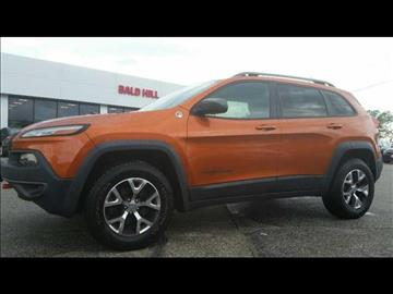 2015 Jeep Cherokee for sale in Warwick, RI