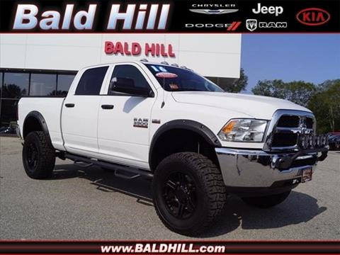 2016 RAM Ram Pickup 3500 for sale in Warwick, RI
