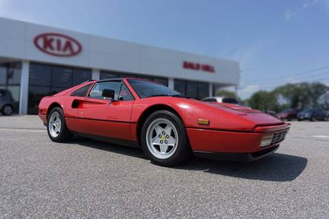 1988 Ferrari 328 GTS for sale at Bald Hill Kia in Warwick RI