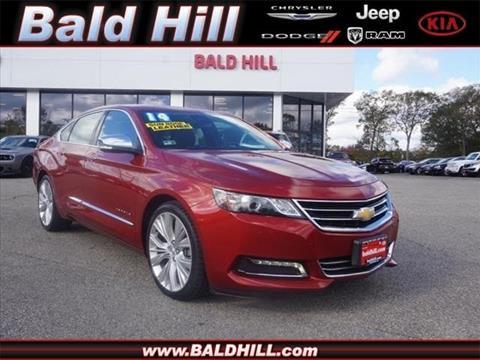 2014 Chevrolet Impala for sale in Warwick, RI