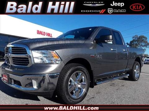 2013 RAM Ram Pickup 1500 for sale in Warwick, RI