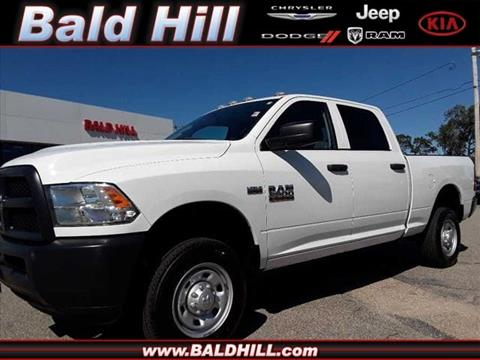 2015 RAM Ram Pickup 2500 for sale in Warwick, RI