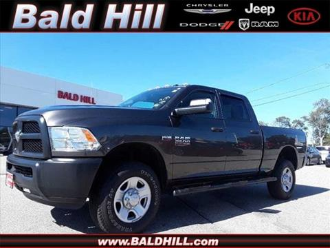 2016 RAM Ram Pickup 2500 for sale in Warwick, RI