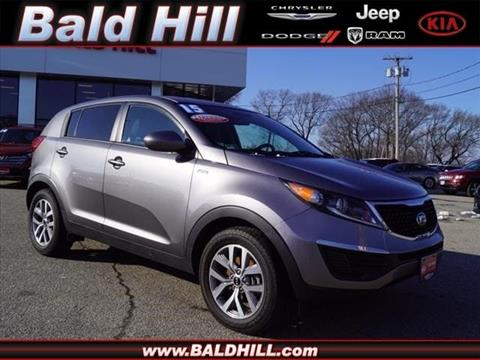 2015 Kia Sportage for sale in Warwick, RI