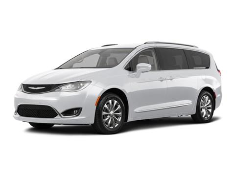 2018 Chrysler Pacifica for sale in Warwick, RI