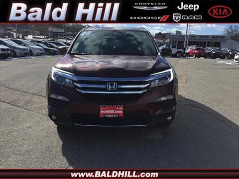 2018 Honda Pilot for sale in Warwick, RI