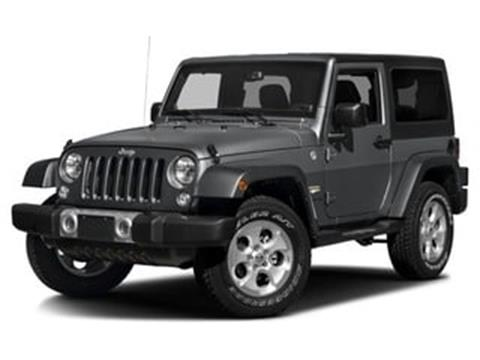 2017 Jeep Wrangler for sale in Warwick, RI