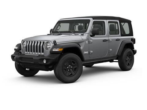2018 Jeep Wrangler Unlimited for sale in Warwick, RI