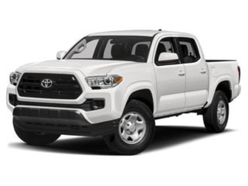 2017 Toyota Tacoma for sale at Bald Hill Kia in Warwick RI