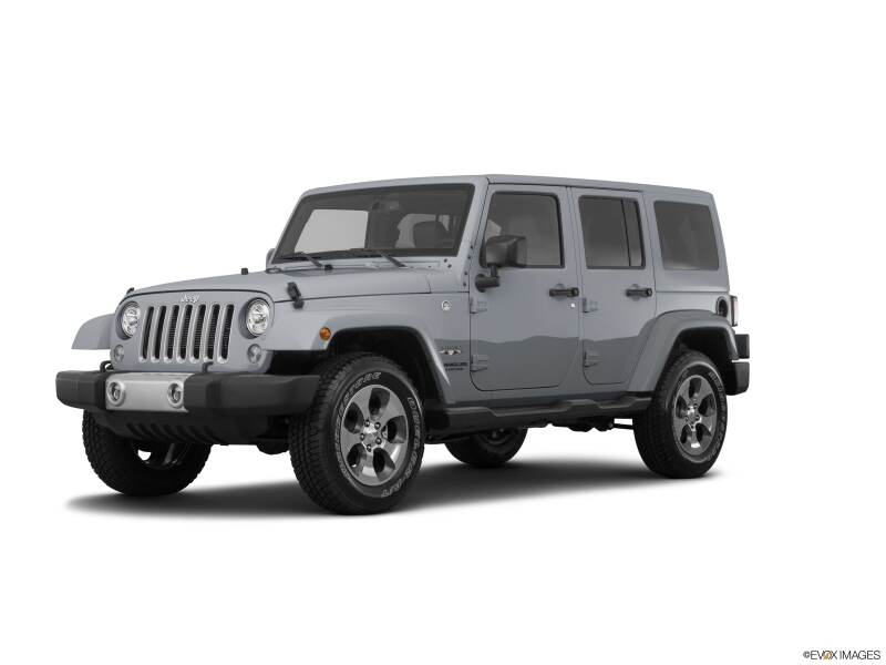 2017 Jeep Wrangler Unlimited for sale at Bald Hill Kia in Warwick RI