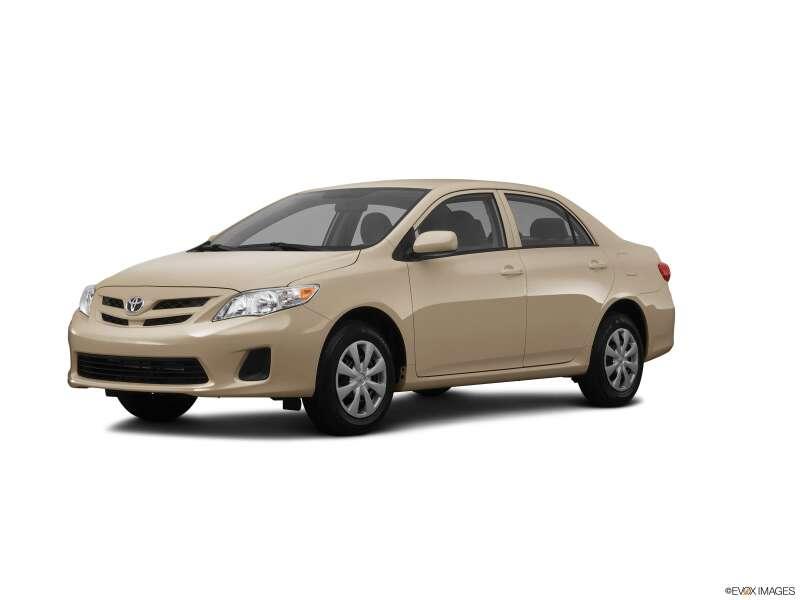 2012 Toyota Corolla for sale at Bald Hill Kia in Warwick RI