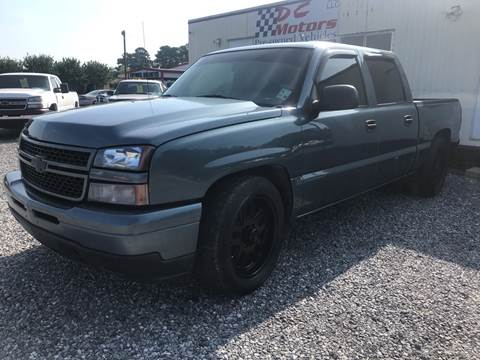 2007 Chevrolet Silverado 1500 Classic for sale in Opelousas, LA