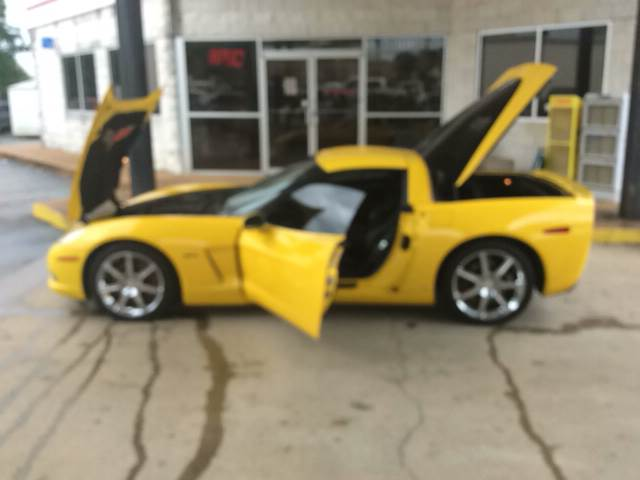 2008 Chevrolet Corvette 2dr Coupe - Northport AL