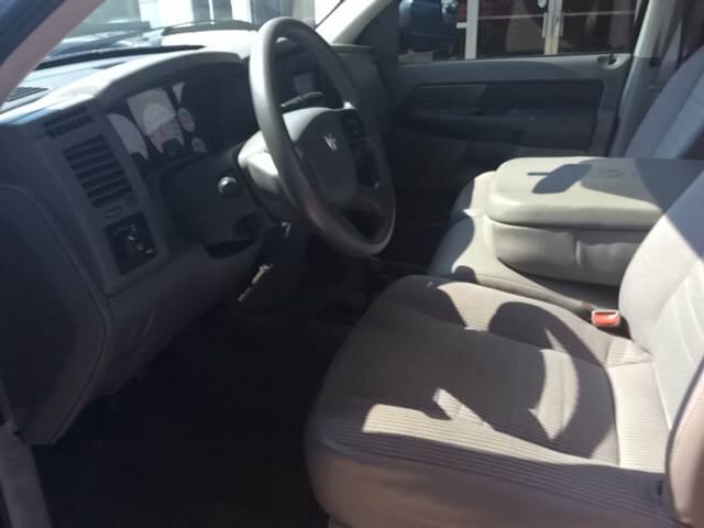 2009 Dodge Ram Pickup 2500 4x4 SLT 4dr Quad Cab 8 ft. LB Pickup - Northport AL