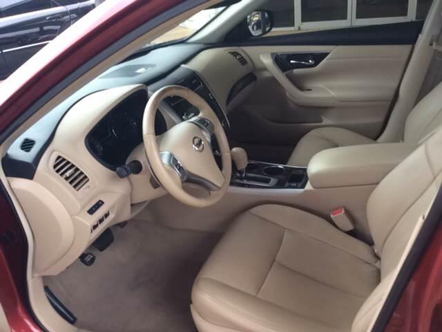 2013 Nissan Altima 3.5 SV 4dr Sedan - Northport AL